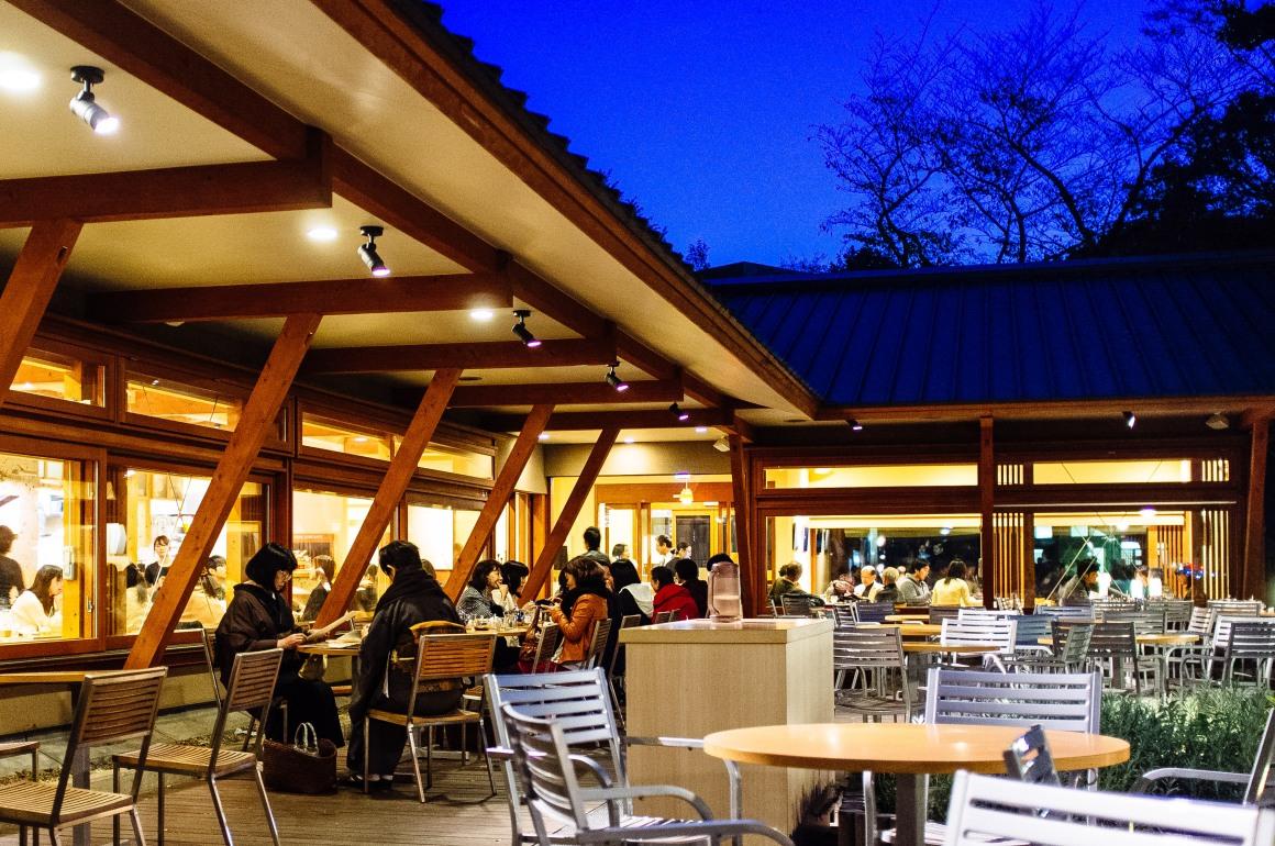Ueno Park Side Cafe