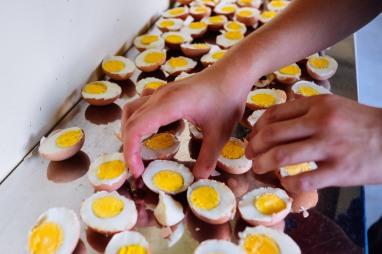 VML Foundation Day: Eggs