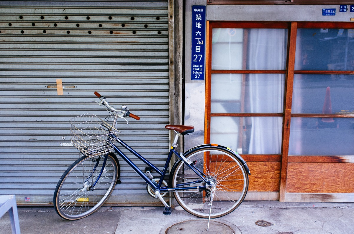 Tsukiji Fish Market 004