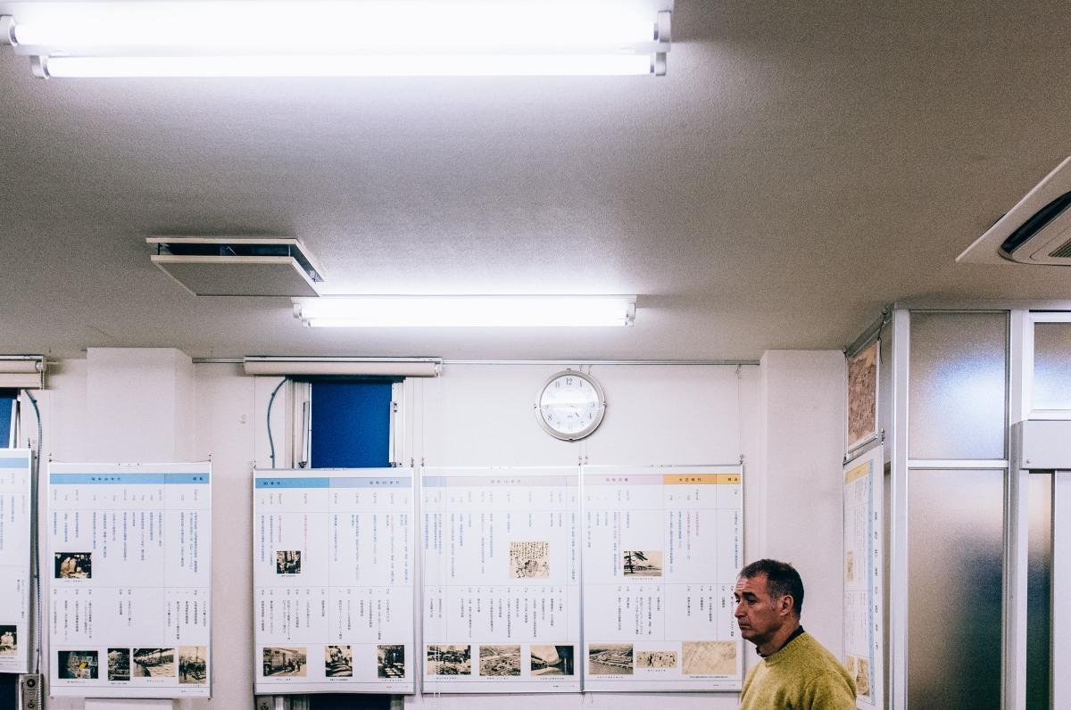 Tsukiji Fish Market 034
