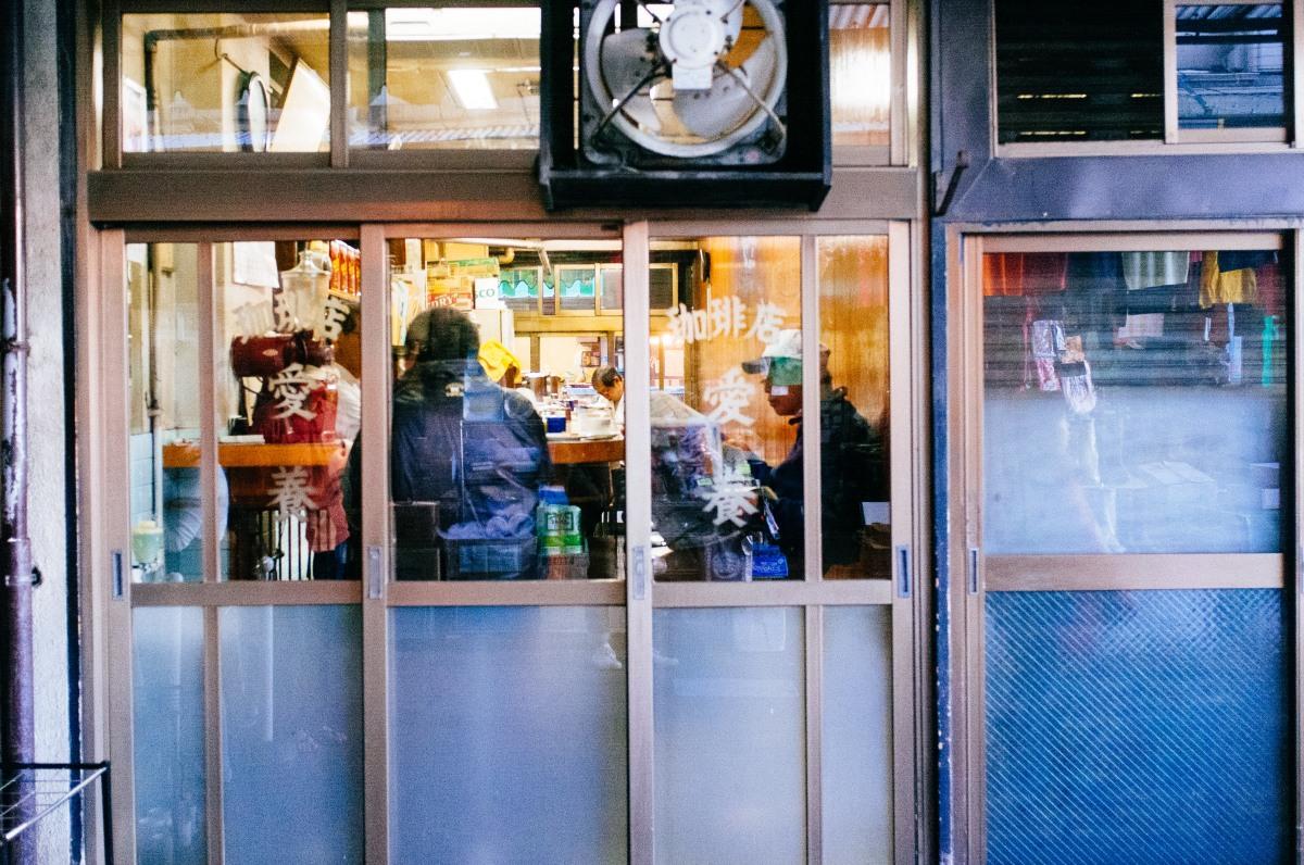 Tsukiji Fish Market 047