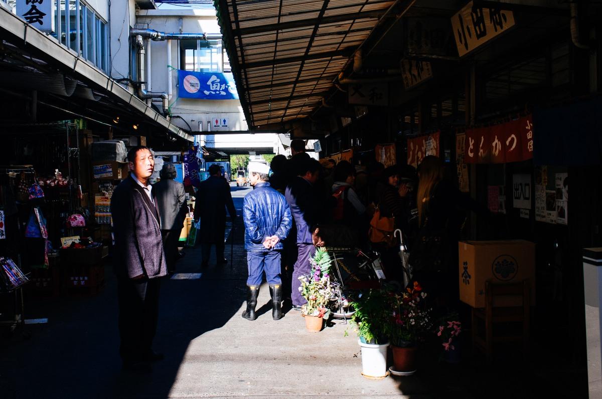 Tsukiji Fish Market 048
