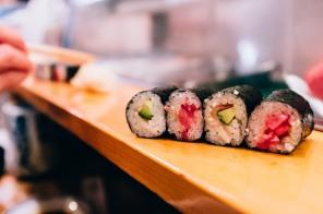 Tsukiji Fish Market 056